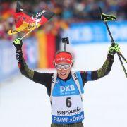 Mixed Staffel in Oslo: Podest-Platz für deutsche Biathleten! (Foto)