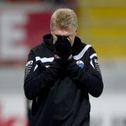 Stefan Effenberg gefeuert: SC Paderborn schmeißt den Trainer raus! (Foto)
