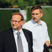 Sympathisiert die Sächsische Polizei mit AfD und Pegida? (Foto)