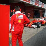 Spionage-Panik bei Ferrari! (Foto)