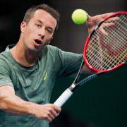 2:2 im Davis Cup - Berdych gibt gegen Kohlschreiber auf! (Foto)