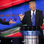 Donald Trump verteidigt seine Penisgröße (Foto)