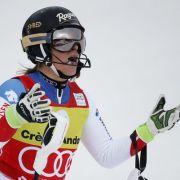 Kugel für Hansdotter! Slalom-Ass Shiffrin wieder Klasse für sich (Foto)