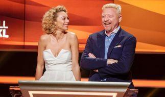 """Auch Lilly und Boris Becker schauen beim """"Paarduell XXL"""" vorbei. (Foto)"""