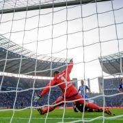 HSV siegt gegen Hertha, Mainz - Darmstadt nur Remis! (Foto)