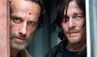 """Die sechste Staffel von """"The Walking Dead"""" verspricht Spannung pur. (Foto)"""