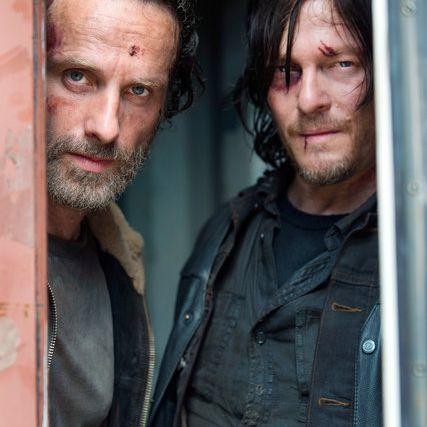 Glenn, Rick oder Daryl: Einer der drei stirbt bei TWD den Serien-Tod (Foto)