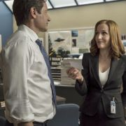 Mulder und Scully im Kampf gegen Terroristen (Foto)