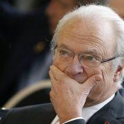 Besuchs-Verbot! Carl Gustaf darf seinen Enkel nicht sehen (Foto)