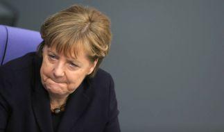 Angela Merkel will die Balkanroute offen halten. (Foto)