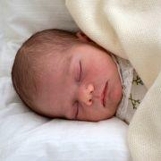 Süß! Das erste Baby-Foto des Schweden-Sprösslings (Foto)
