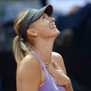 Positiver Dopingtest bei Maria Scharapowa (Foto)