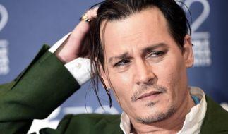 Johnny Depp macht auch als Zombie eine gute Figur. (Foto)