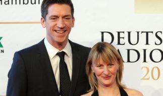 Steffen Hallaschka und seine Frau Anne-Kathrin. (Foto)