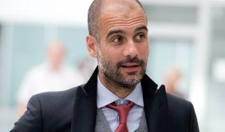 Ist der Wechsel von Ilkay Gündogan zu Manchester City schon perfekt? Pep Guardiola traf sich heimlich in Amsterdam mit dessen Berater, um den Transfer zu besprechen. (Foto)