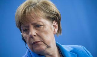 Jetzt hat Angela Merkel auch ihren eigenen Rap. (Foto)