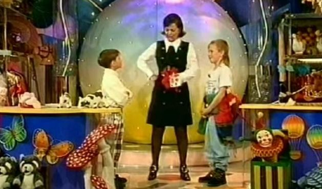 Wer wollte als Kind nicht auch gern in die Zauberkugel der