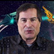 Spiele-Designer David Braben (Elite) war Mitbegründer der Raspberry Pi Foundation.