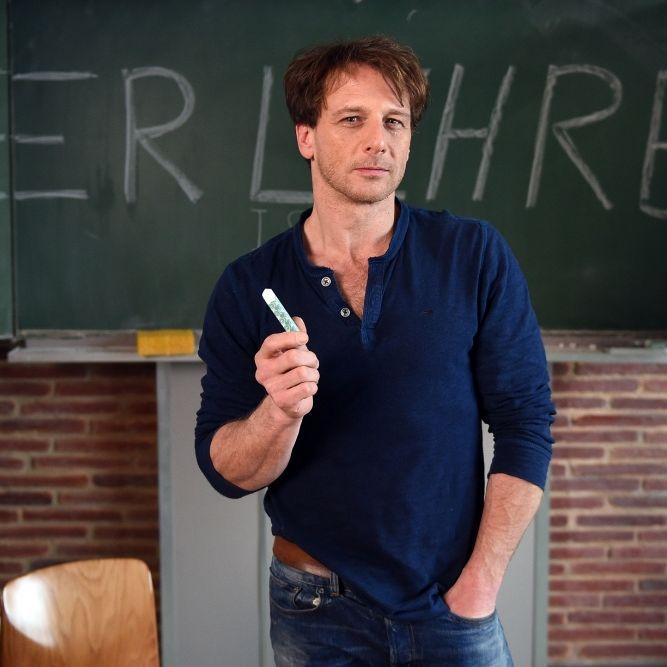 """Schluss mit der Paukerei! Das hat er nach """"Der Lehrer"""" vor (Foto)"""