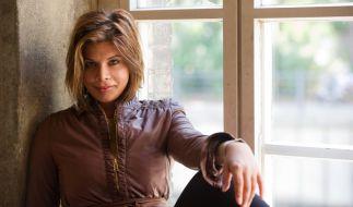 Indira Weis offenbarte sich ihren Fans auf Facebook: Kummer sei die beste Diät, sagt sie in einem Video. (Foto)
