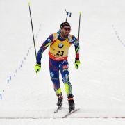 Biathlon-Staffel der Damen und Herren online und im TV (Foto)