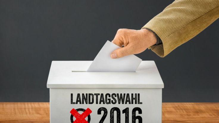 Gleich drei Bundesländer können heute über ihren Landtag entscheiden: Baden-Württemberg, Rheinland-Pfalz und Sachsen-Anhalt. Maybritt Illner widmet sich im Anschluss mit einer Spezial-Sendung den Wahlen. (Foto)