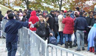 Österreich fordert weitere Grenzschließungen. (Foto)