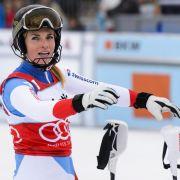 Skirennfahrerin Gut gewinnt Weltcup-Gesamtwertung - Kombi an Holdener (Foto)