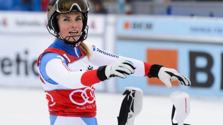 Lara Gut gewinnt Gesamtweltcup-Wertung. (Foto)
