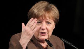 Was bedeuten die Ergebnisse der Landtagswahlen für Bundeskanzlerin Angela Merkel (CDU)? (Hier am 11. März 2016 in Halle/Saale). (Foto)