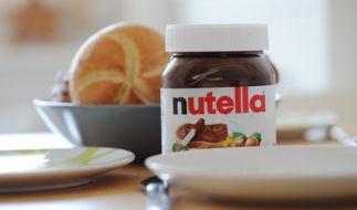 Ferrero warnt Allergiker vor 1000-Gramm-Nutella-Gläsern. (Foto)