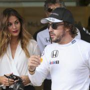 Blieb die Liebe auf der Strecke? Formel-1-Star und Freundin trennen sich (Foto)