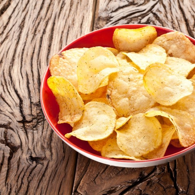 Kartoffelchips selber machen? Mit diesem Rezept gelingt's (Foto)
