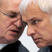 Wollten die Volkswagen-Bosse den VW-Abgasskandal vertuschen? (Foto)