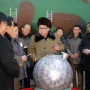 """Kim Jong-Un will die USA in """"Schutt und Asche"""" legen (Foto)"""