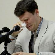Otto Warmbier zu 15 Jahren Lagerhaft verurteilt (Foto)