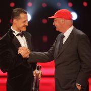 Niki Lauda hält Schweigen über Schumi-Zustand für falsch (Foto)