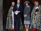 Herzogin Kate Middleton und Prinz William