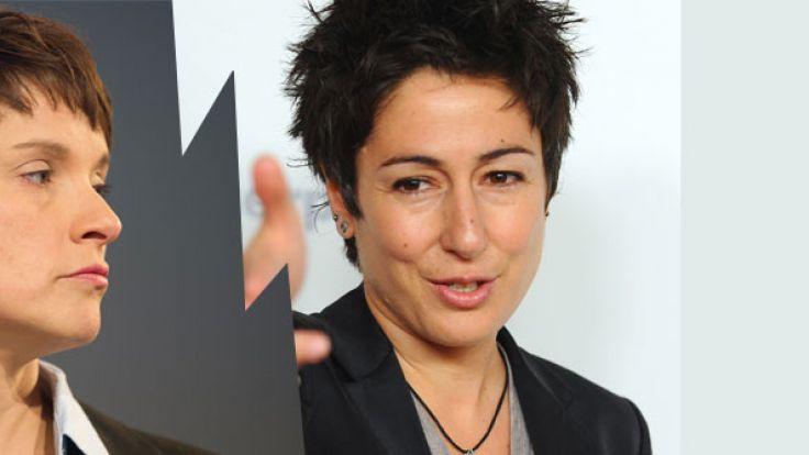 """Ein Hackerangriff sorgte angeblich für Terminschwierigkeiten von Frauke Petry beim ZDF-""""Morgenmagazin"""". (Foto)"""