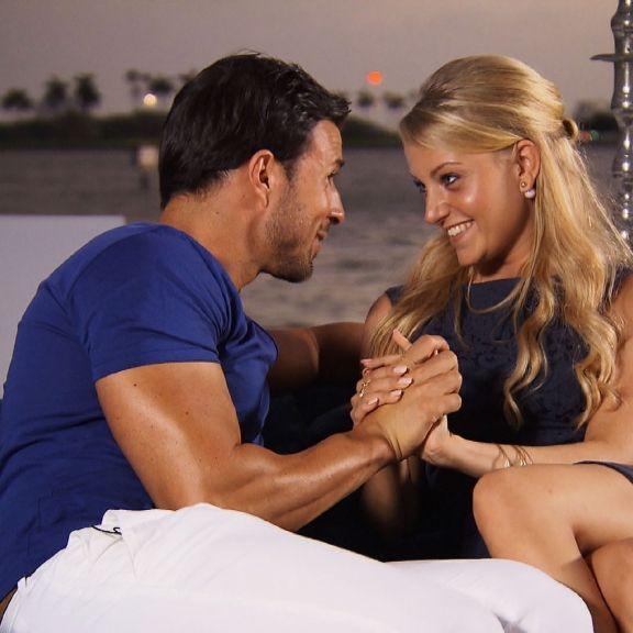 Sind GewinnerinLeonie Pump und BachelorLeonard Freier noch zusammen? (Foto)