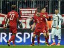 Sorgte mit seinem Treffer zum 2:2-Ausgleich in aller letzter Sekunde für die Verlängerung und ebnete so den Weg ins Viertelfinale: Thomas Müller. (Foto)