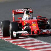 """Fährt Sebastian Vettel mit seiner """"Margherita"""" auf's Treppchen? (Foto)"""