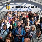 Leipziger Buchmesse: Alle Infos zu Tickets, Themen und Anreise (Foto)