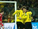 Borussia Dortmund muss am Sonntag in Augsburg antreten, Patrick Wasserziehr analysiert im Anschluss die Partie. (Foto)
