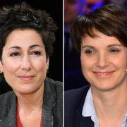 """Zoff zwischen AfD und ZDF spitzt sich zu - Hayali sei """"politische Aktivistin"""" (Foto)"""