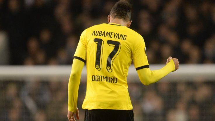 Ebnete mit seinen beiden Treffern den Weg für den historischen Sieg bei Tottenham Hotspur: Pierre-Emerick Aubameyang. (Foto)