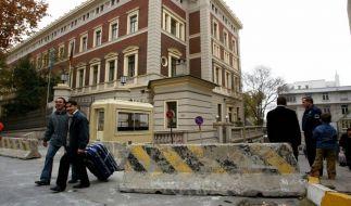 Das deutsche Generalkonsulat in Istanbul bleibt aufgrund einer Terrowarnung auch am Wochenende geschlossen. (Foto)