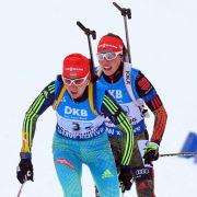 Biathlon-Finale am Sonntag: Die Massenstarts in Chanti Mansijsk (Foto)