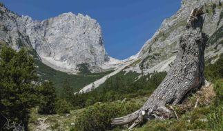 In Tirol am Wilden Kaiser sind zwei Bergsteiger tödlich verunglückt. (Foto)