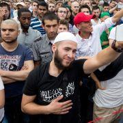 Immer mehr Salafisten und IS-Anhänger in Deutschland (Foto)